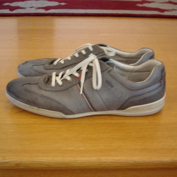 a416f193644 Ecco Shoes   Mens Eu 47 Us 13135 Graywhite Sneakers   Poshmark